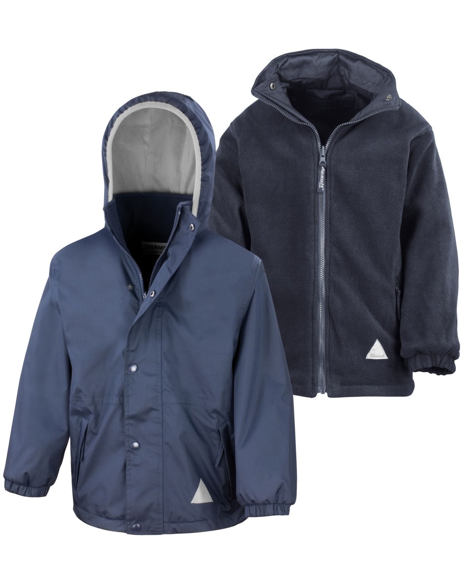 Farfield Primary Reversible Stormdri Fleece Jacket