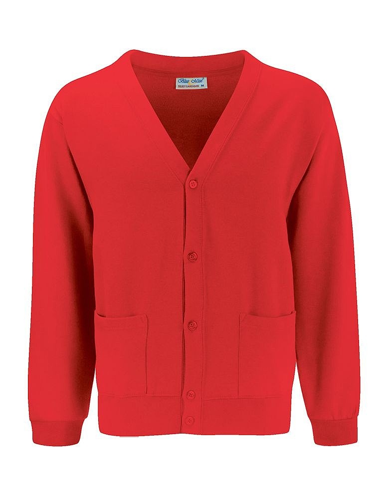 Little Ants Red Cardigan