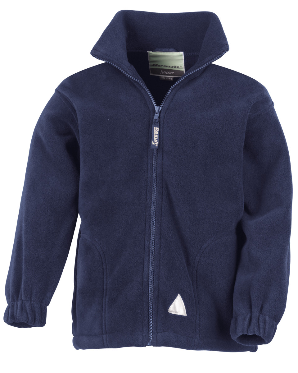 Russell Hall Primary Zip Up Fleece