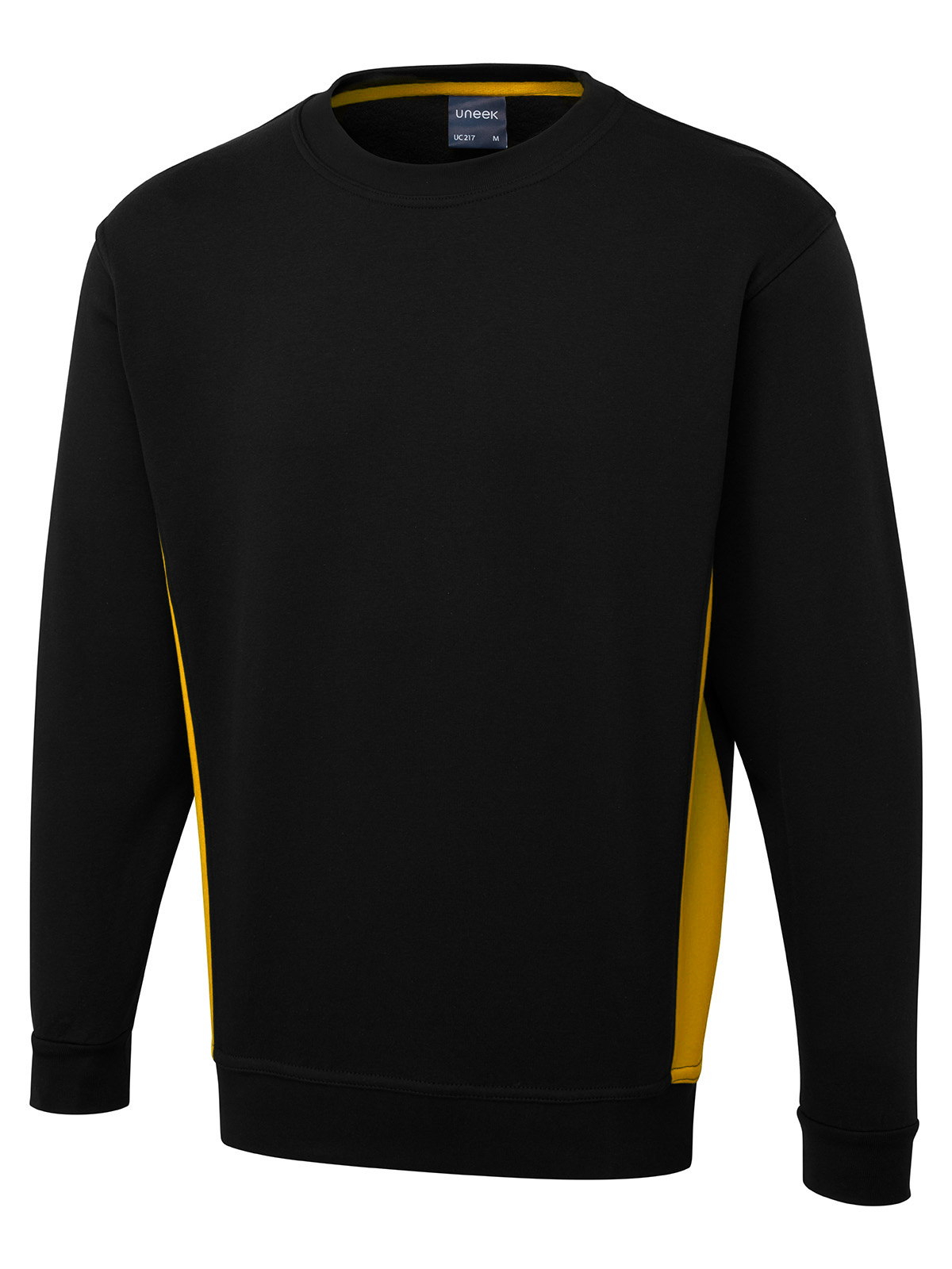 Uneek Two Tone Sweatshirt