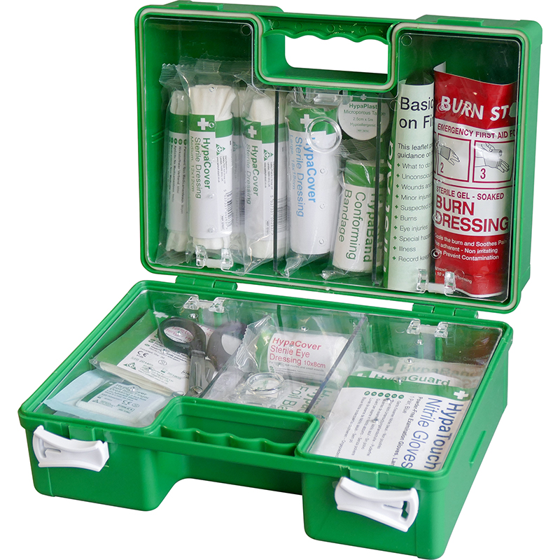 Safety First Aid British Standard Compliant Deluxe Workplace First Aid Kit (Small)