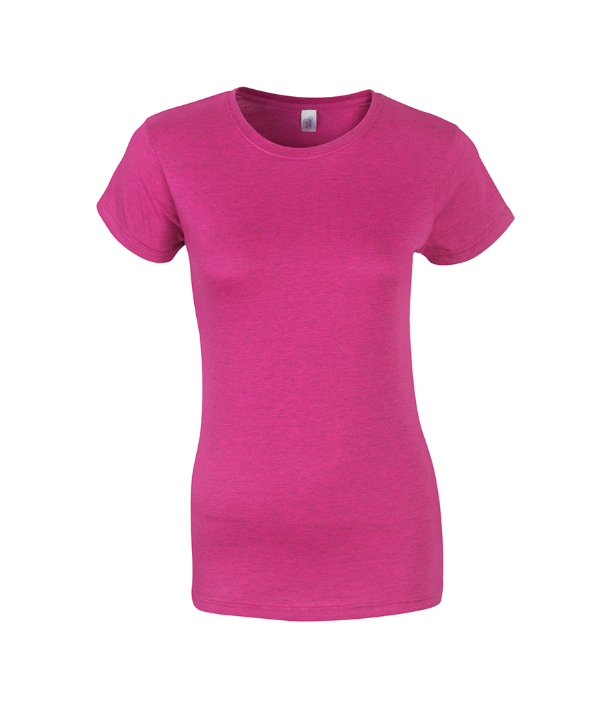 Gildan Softstyle Ladies T Shirt