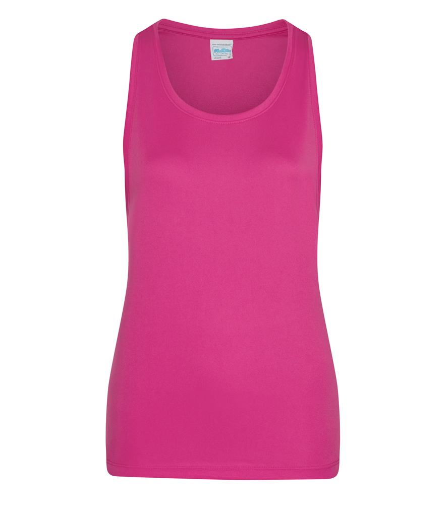 AWD Cool Girlie Smooth Sports Vest