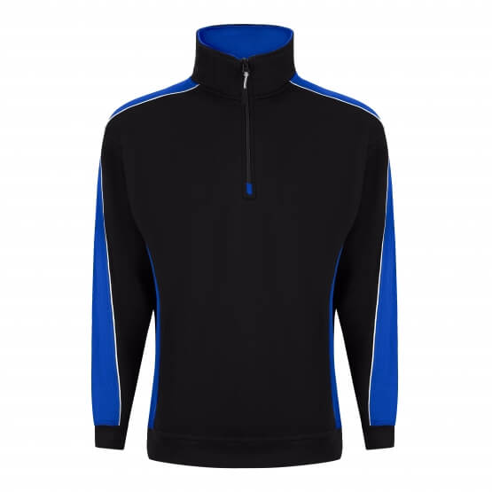 Orn Avocet Two Tone 1/4 Zip Sweatshirt Image