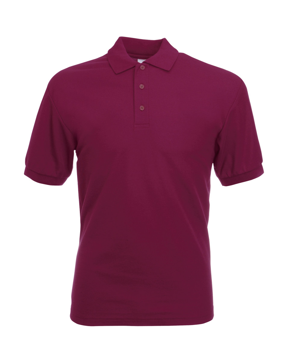 Fruit of the Loom Mens 65/35 Polo