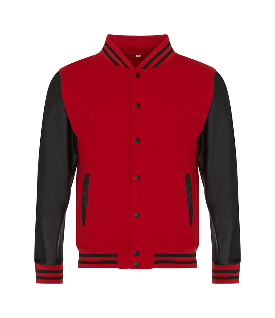 AWD Letterman Jacket
