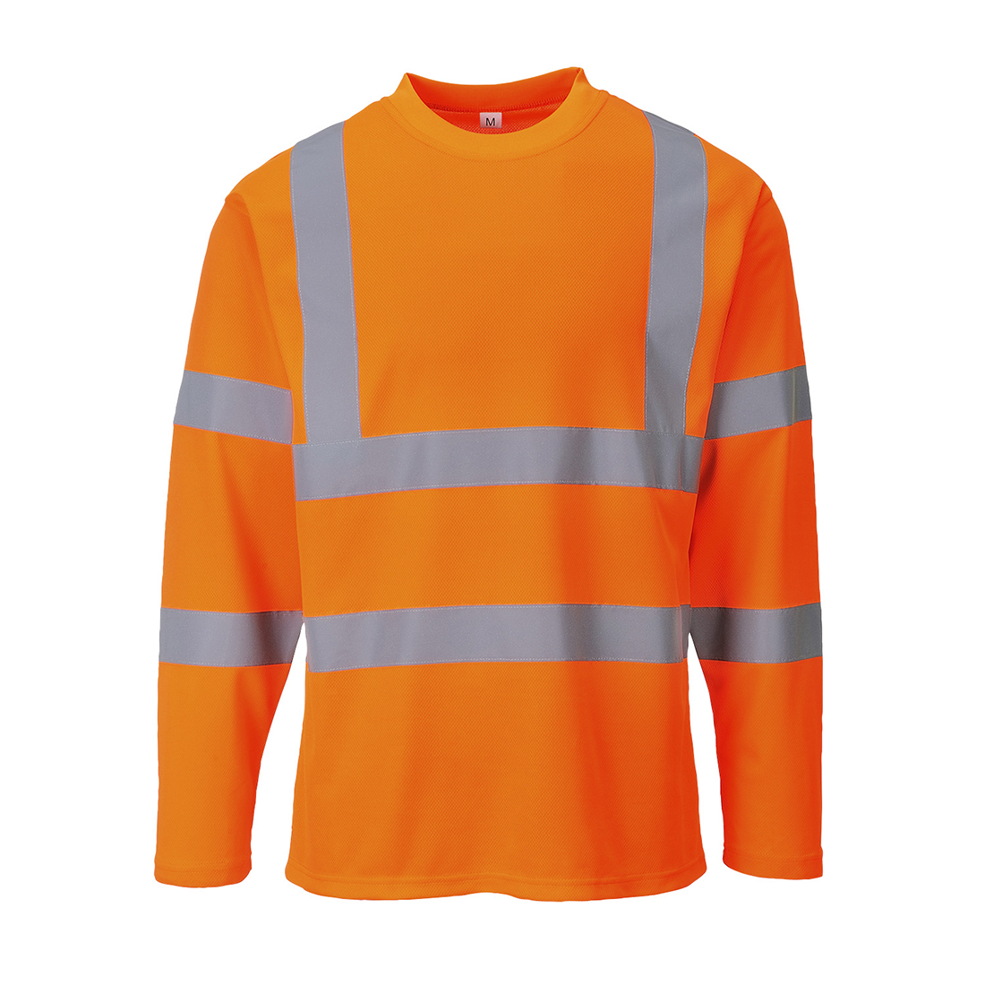 Portwest Hi Vis Long Sleeve T Shirt